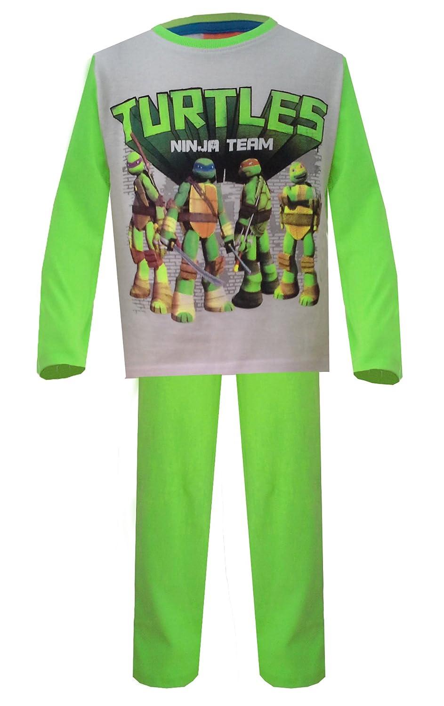 Jujak - Pijama Dos Piezas - para niño Verde Ninja Team Green ...
