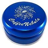 コーヒーディストリビュータツール–For 58mmエスプレッソPortafilters–コーヒー均等Grounds–は、適切なTamping–調整可能 58mm ブルー COMIN18JU090888