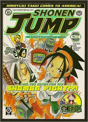 Shonen Jump The Worlds Most Popular Manga Vol 2 Issue 03 No 15