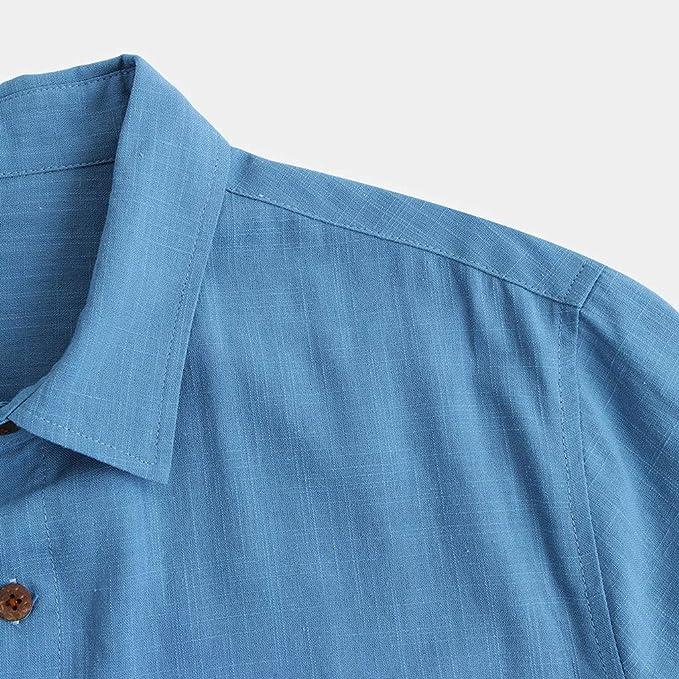 Yajiemen Men Casual Turndown Collar Colorful Splatter Paint Pattern Long Sleeve Shirt