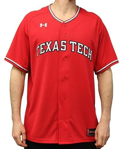 best website fb8be f4484 Amazon.com : Under Armour Texas Tech Red Raiders NCAA Men's ...
