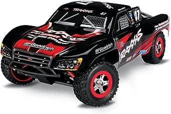 Traxxas1/16 Slash 4WD RC Shprt Course Truck RTR RC Car,Greg Adler/Mark Jenkins/Mike Jenkins/Scott Douglas