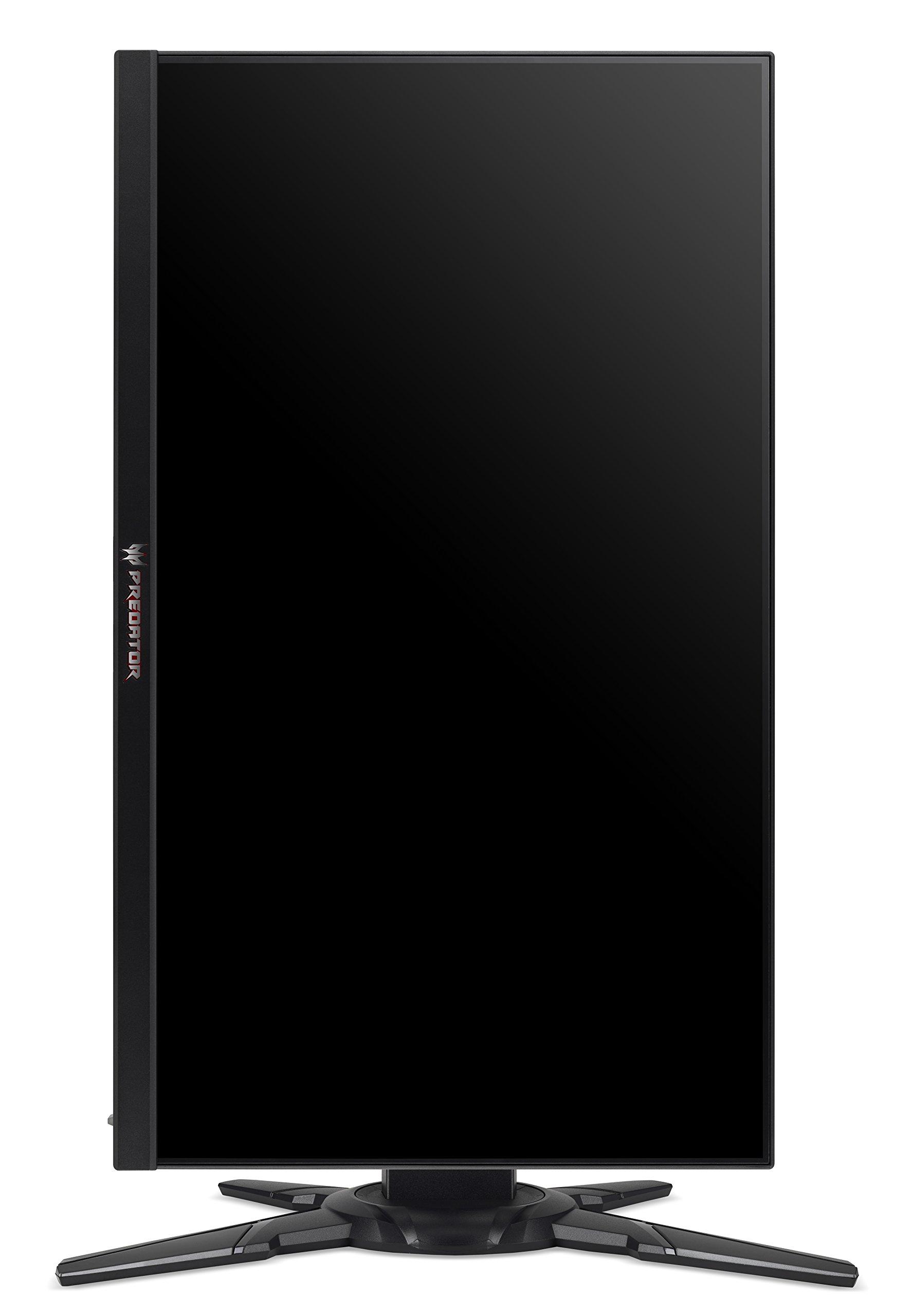 Renewed Acer Predator XB2 27in Gaming Monitor NVIDIA G-SYNC 240 Hz Full HD 1 ms TN Film XB272 bmiprz