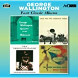 Four Classic Albums (At The Bohemia / Jazz For The Carriage Trade / Jazz At Hotchkiss / The Prestidigitator)