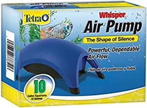 Tetra Whisper Air Pump for up to 10 gallons