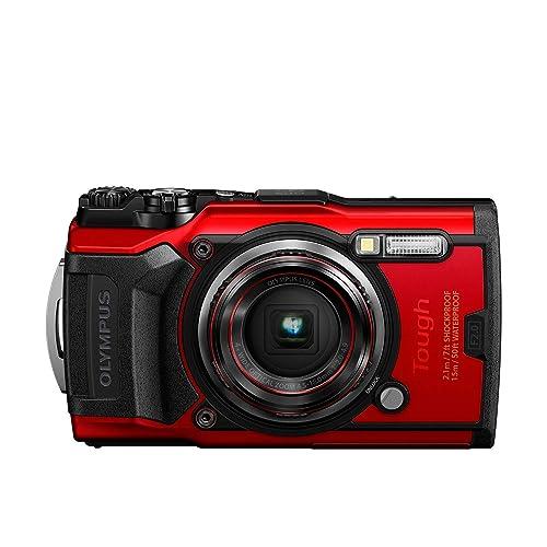 OLYMPUS デジタルカメラ Tough TG-6