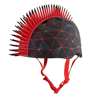 Krash! Youth 8+ Mohawk Helmets