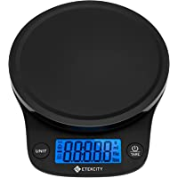 Etekcity 0.1g Food Kitchen Scale, Digital Grams and Oz for Cooking, Baking, Jewelry, Keto, Macro,Calorie and Weight Loss…