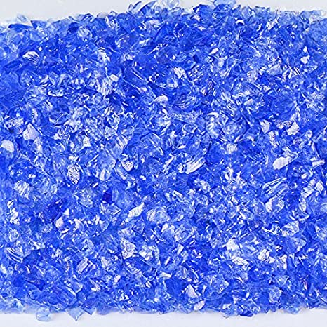 Amazon Com Dark Blue Terrazzo Glass American Specialty