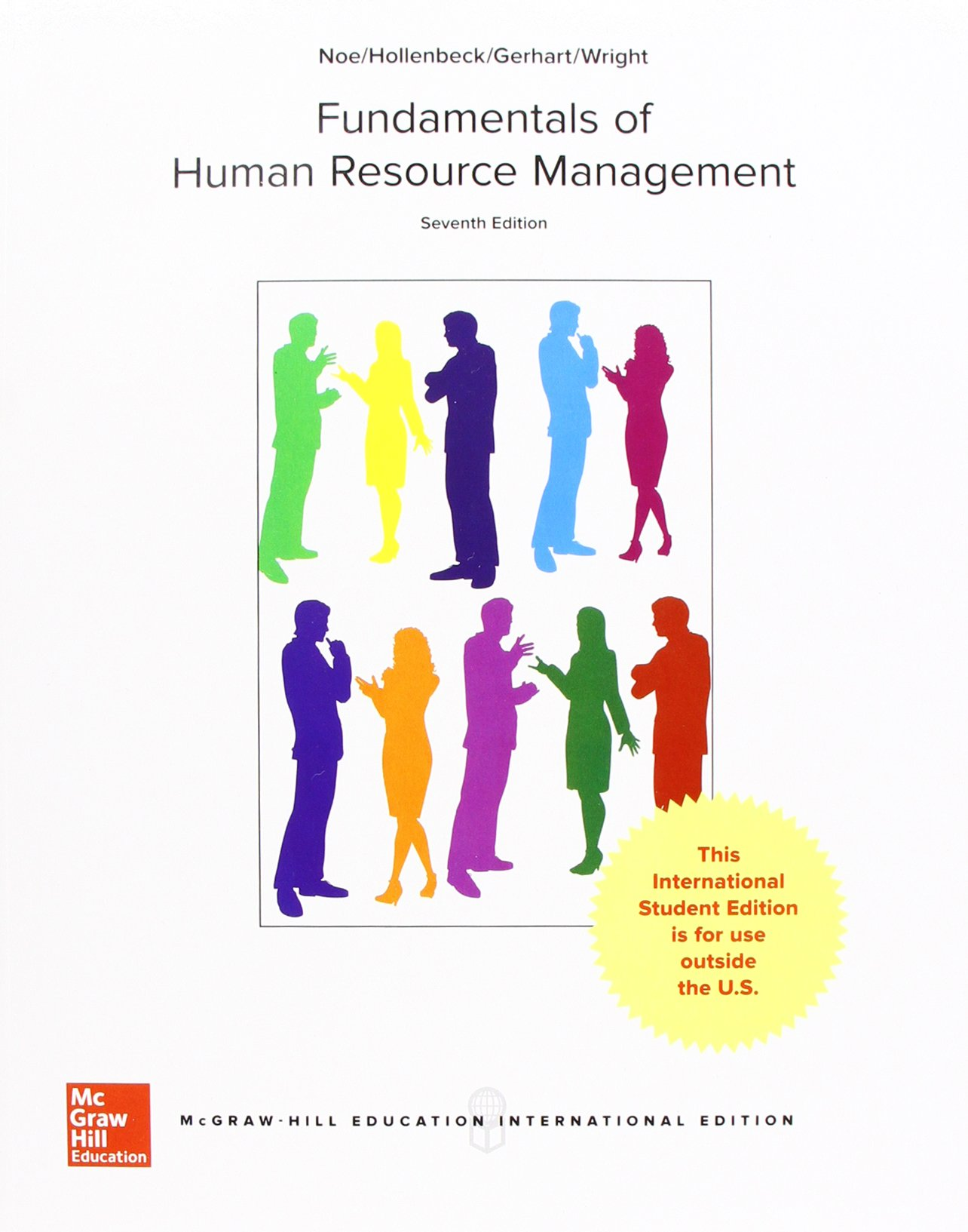 Fundamentals of Human Resource Management: Noe: 9781259921858: Amazon.com:  Books