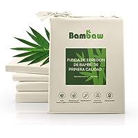 Bambaw Funda Nórdica de Bambú Duvet Cover   Suavidad   Sostenible   Funda Nórdica Lujo  …