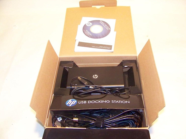 Amazon Com Hstnn S02x Hp Hstnn S02x Hp Usb 2 0 Docking Station Computers Accessories