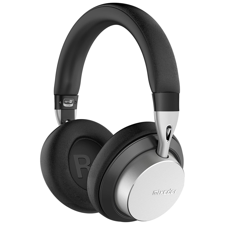 Mixcder MS Bluetooth Auriculares Inalámbricos con Micrófono Auriculares Estéreo Bluetooth  Sonido
