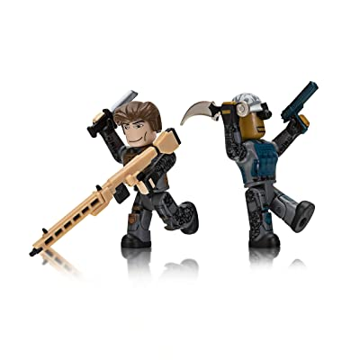 Roblox Action Collection - Phantom Forces Game Pack [Includes Exclusive Virtual Item]: Toys & Games