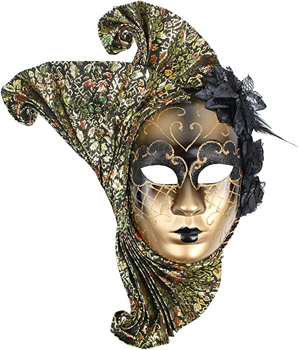 Top 10 Porcelain Mardi Gras Masks Wall Decor