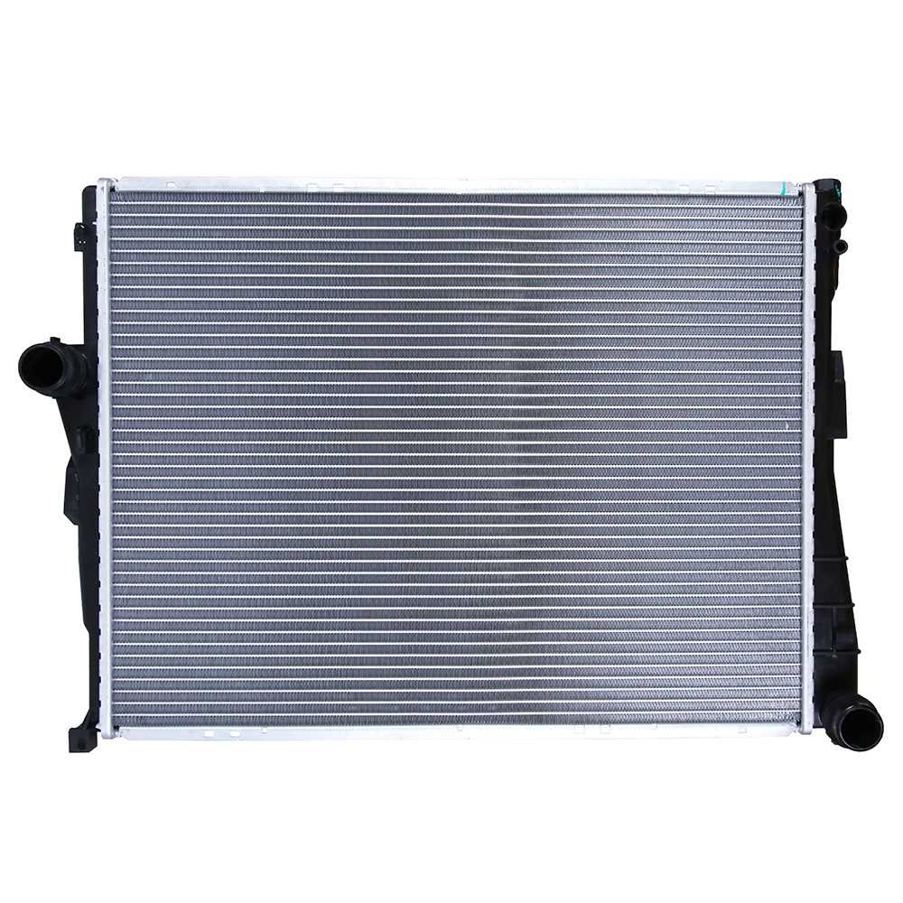 Prime Choice Auto Parts RK1036 New Complete Aluminum Radiator