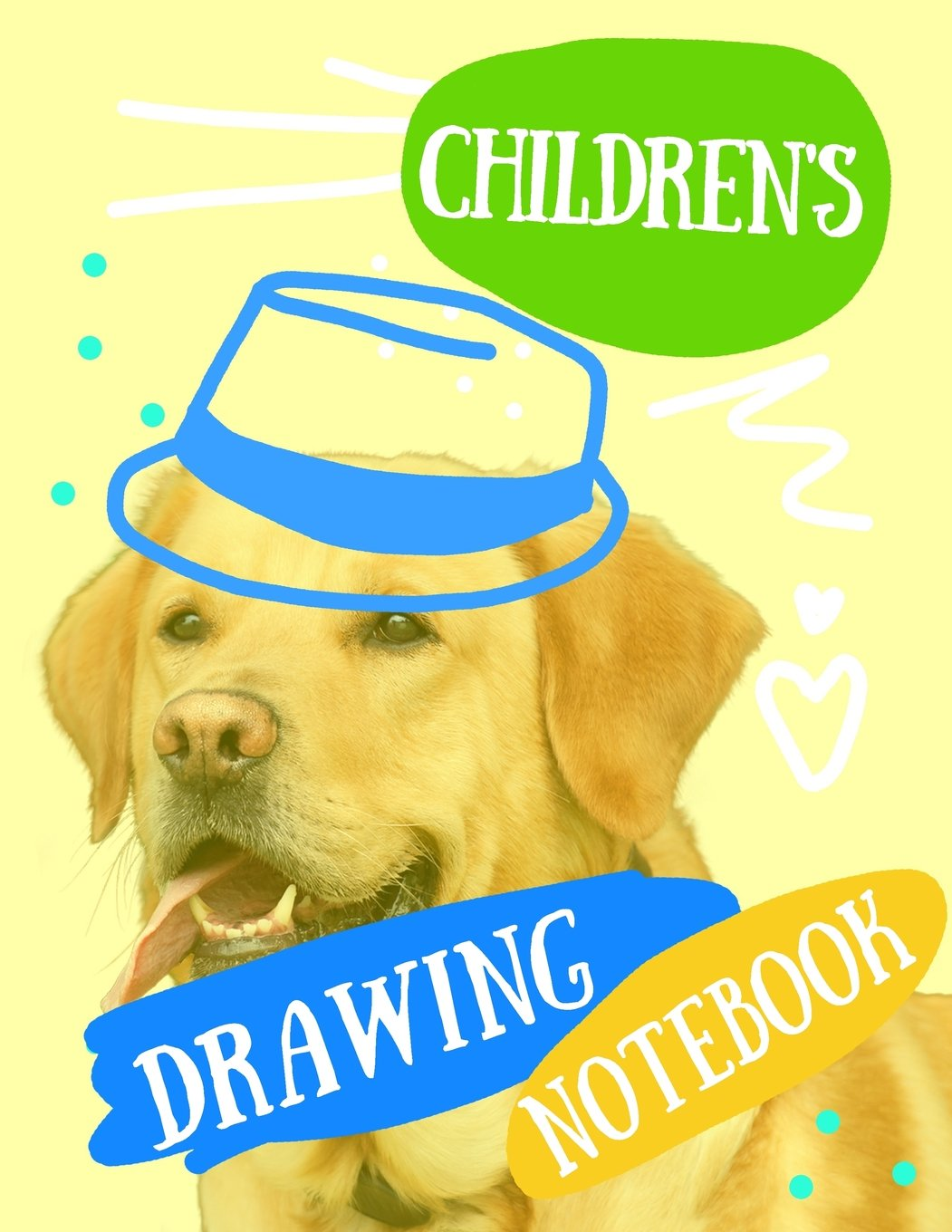 children-s-drawing-notebook-8-5-x-11-120-unlined-blank-pages-for-unguided-doodling-drawing-sketching-writing