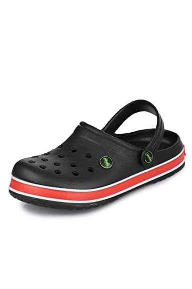 clearance sast Phedarus Unisex Clogs / Sandals for Kids - Black (A095)-28 from china low shipping fee outlet 2014 unisex discount codes shopping online G7Nrm8Ou