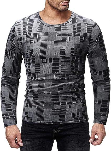 ZODOF camisa hombre camisas sport Casual Pure Color estampadas algodon manga larga Shirts Tops Slim Fit Camisas Blusa Tops Moda para hombre camisa hombre verano(XL,gris): Amazon.es: Instrumentos musicales
