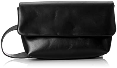 c04f81ec74642 Vagabond Copenhagen, Women's Cross-Body Bag, Schwarz (Black), 5.5x13x21