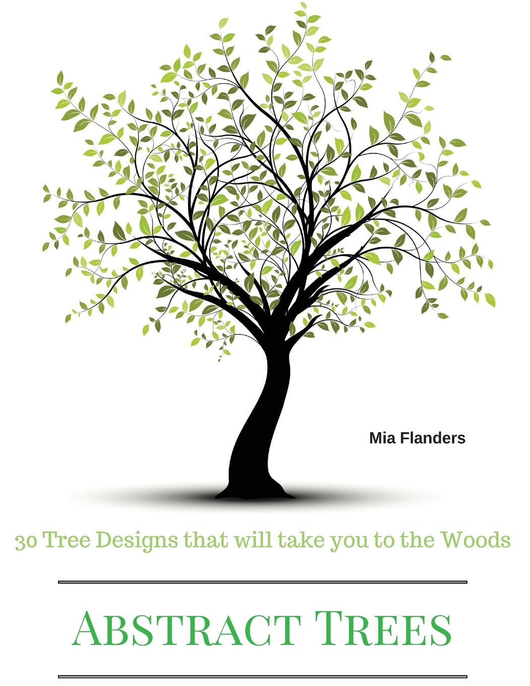 Download Abstract Trees: 30 Tree Designs that will take you to the Woods PDF
