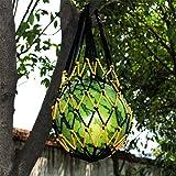 EDTara Ball Mesh Net Bag Ball Carrier Holder for