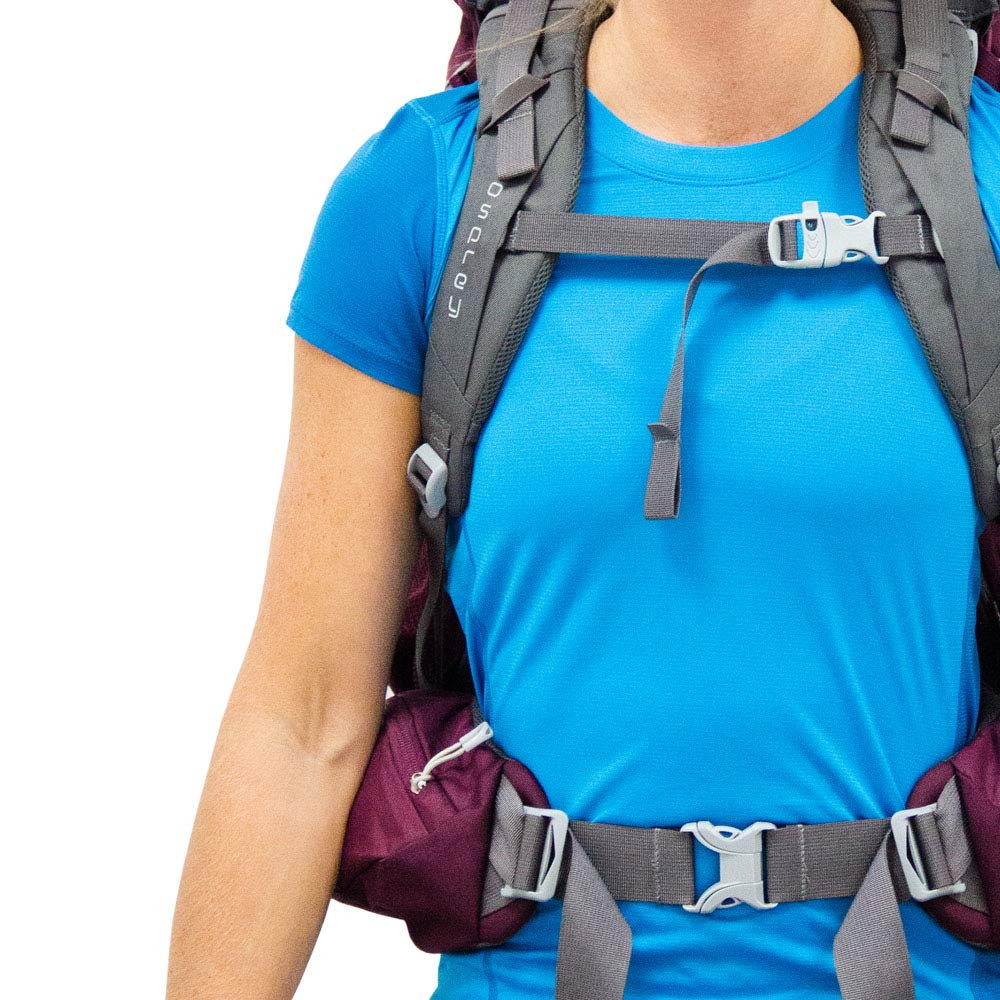 Osprey Packs Renn 50 Womens Backpacking Backpack