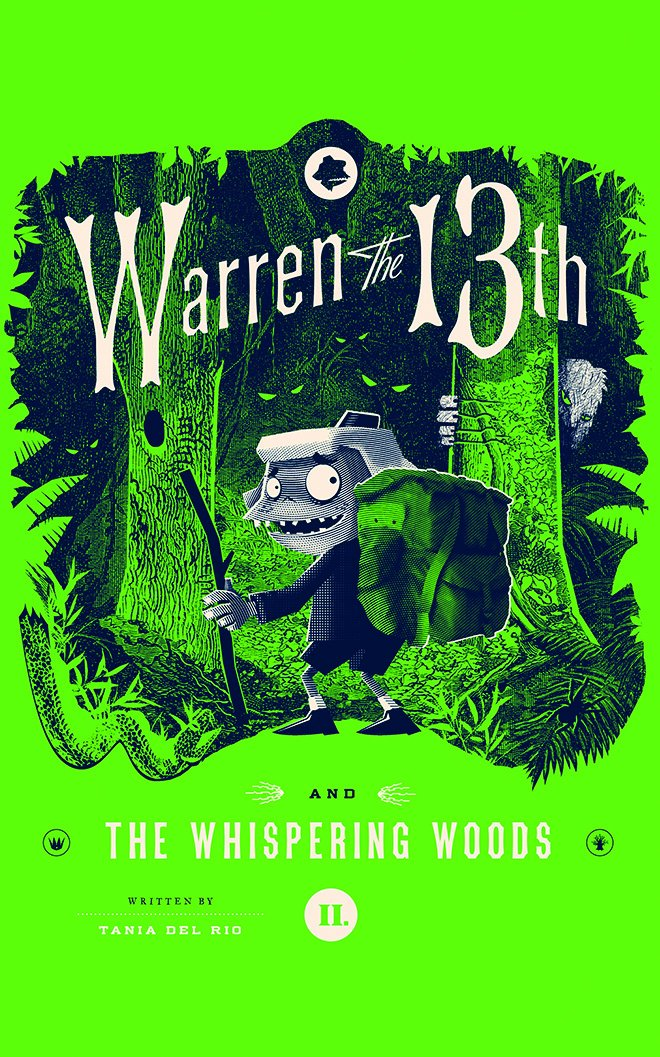 Download Warren the 13th and the Whispering Woods ebook