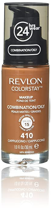 Amazon.com : Revlon Colorstay Makeup For Combination/Oily Skin ...