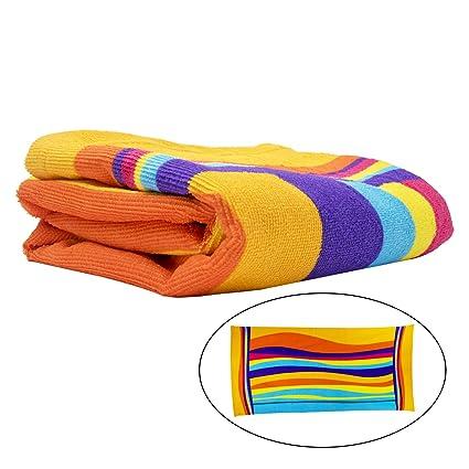 WangXinL Toalla de baño Womens Wrap - Toalla de Playa Microfibra Exterior - Toallas de baño