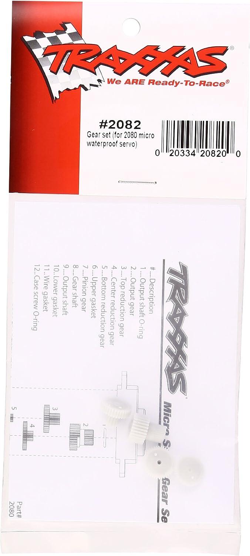 TRX2082 Traxxas Getriebe für 2080 Servo