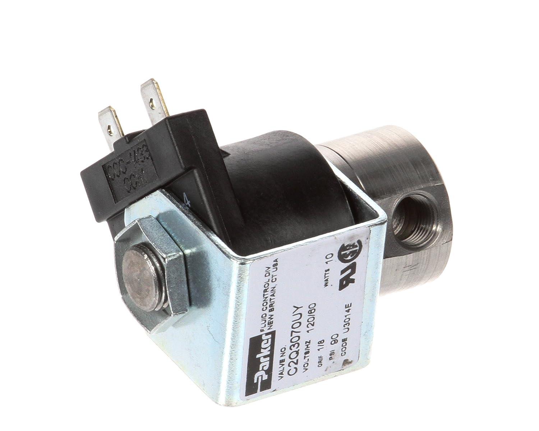 Newco 100250, 120 Volt Solenoid (Skinner)