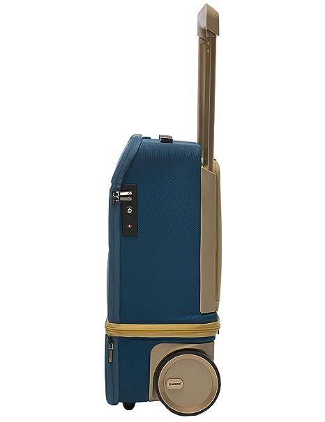Xtend® - Maleta para Cabina (55 cm, Extensible verticalmente a 75 cm,