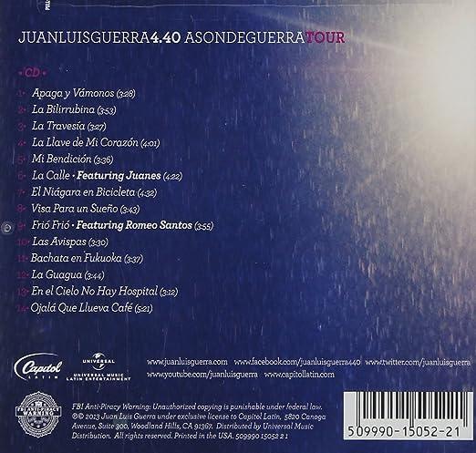 A Son de Guerra Tour: Juan Luis Guerra: Amazon.es: Música