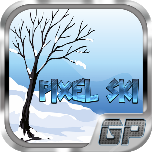 [Pixel Ski - Addictive Sports Game] (Pixel Gloves)