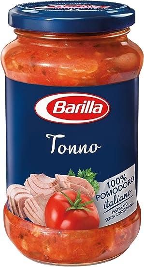 3 x Barilla Sauce tonno All Olio D oliva ...
