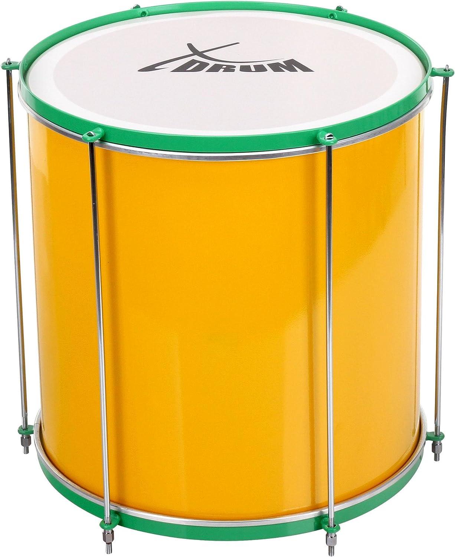 XDrum SSD-1616 tambor Surdo Samba: Amazon.es: Instrumentos musicales