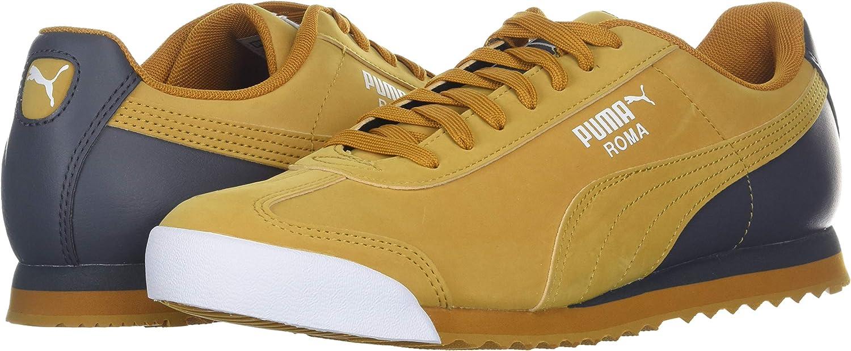 PUMA Mens Roma Retro Sports Sneaker