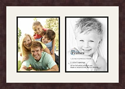 Amazon.com - Art to Frames Double-Multimat-38-61/89-FRBW26061 ...