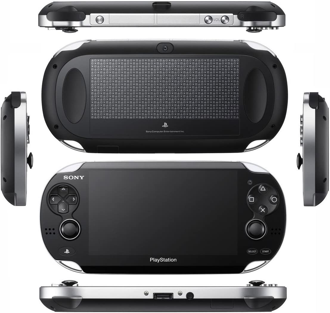 Consola PlayStation/®Vita PCH-1010 SONY VENEZUELA