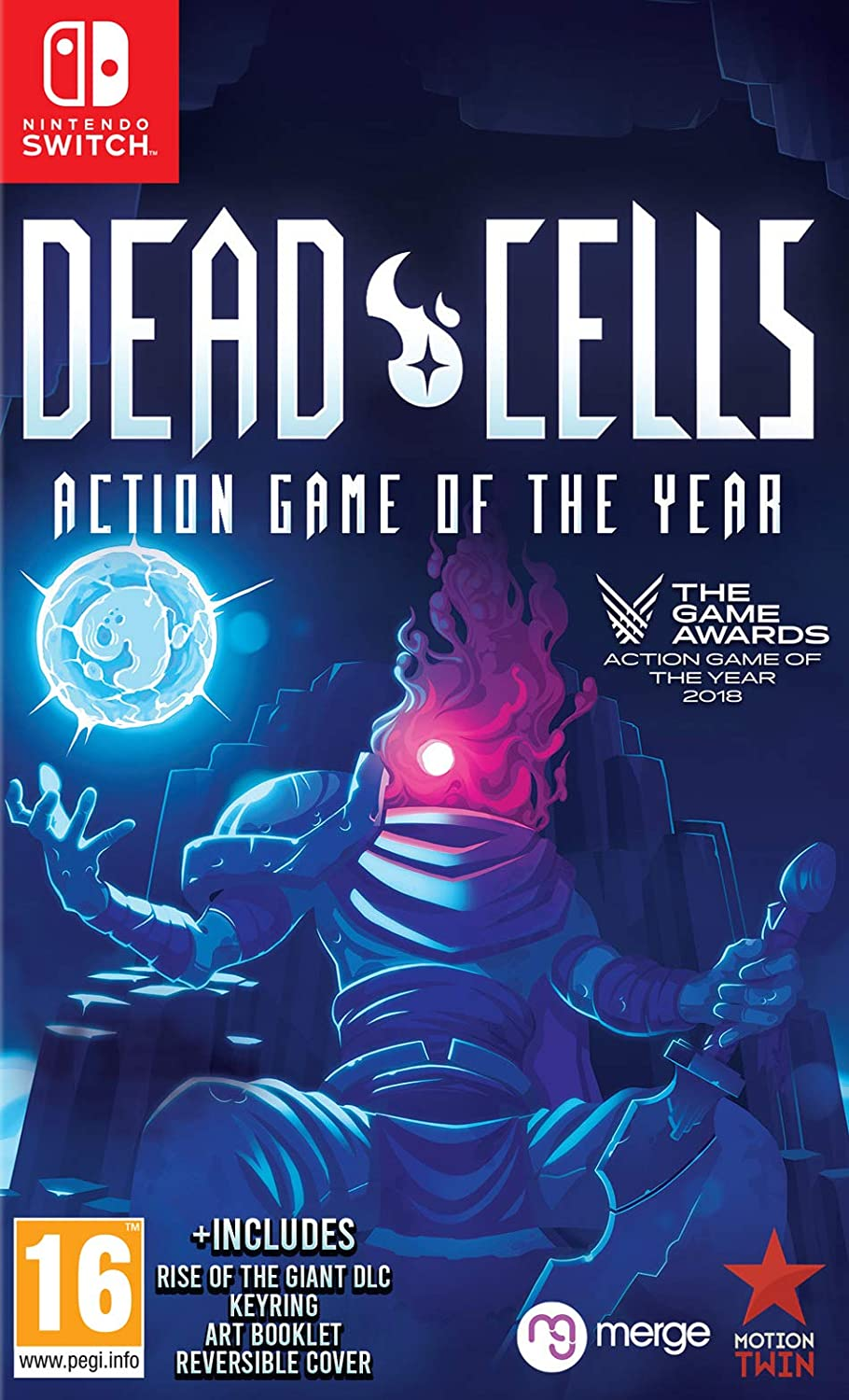 Dead Cells Action Game of the Year Edition: Amazon.es: Videojuegos