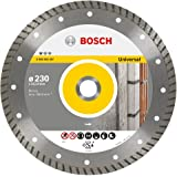 Bosch 2 608 602 397  - Disco tronzador de diamante Standard for Universal Turbo - 230 x 22,23 x 2,5 x 10 mm (pack de 1)