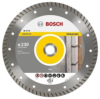 Gut bekannt Bosch Professional Diamanttrennscheibe (für Stein, Ø: 230 mm FV94