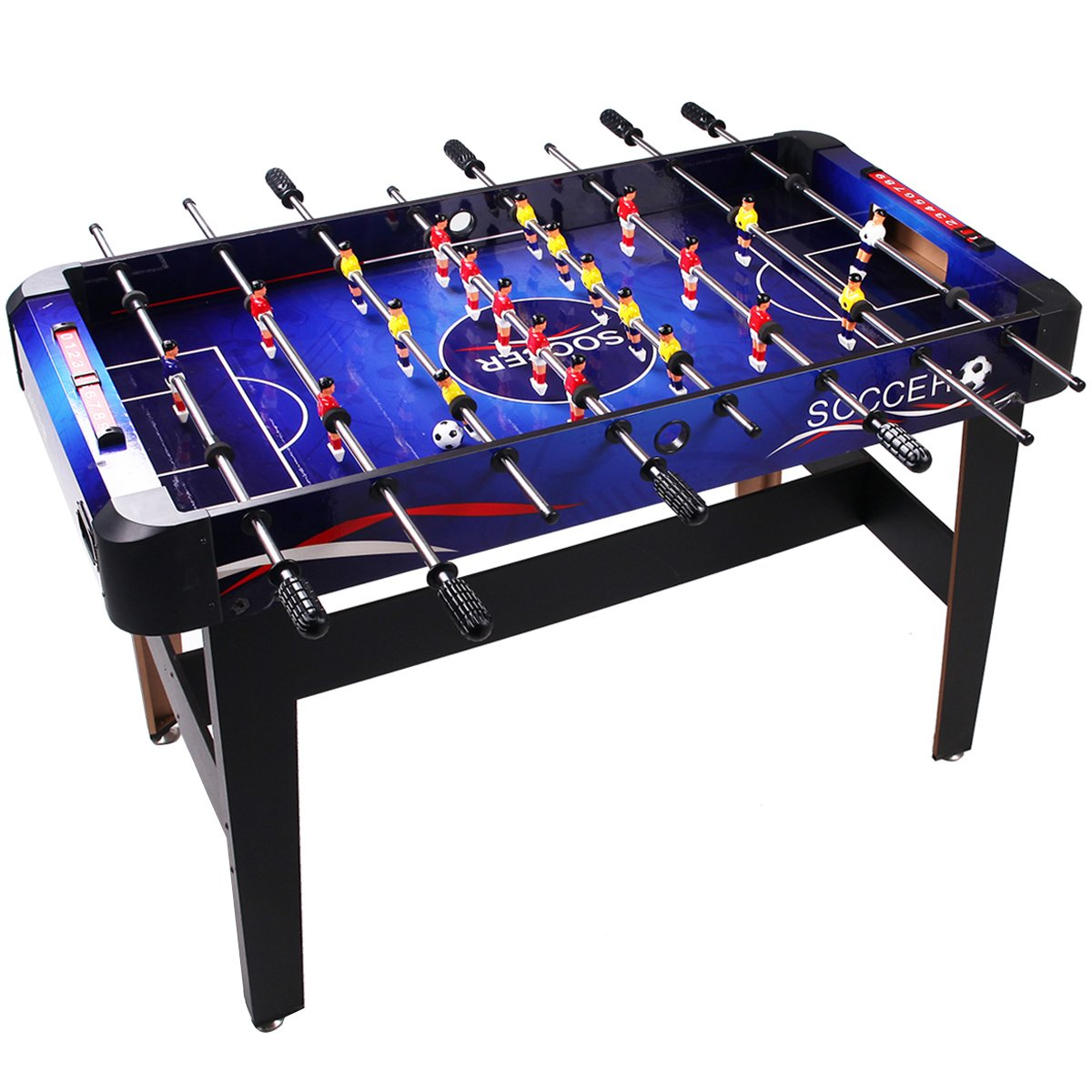 Giantex Foosball Table For Kids Soccer Football Competition Sized Arcade Game Room for Family Use (48'')