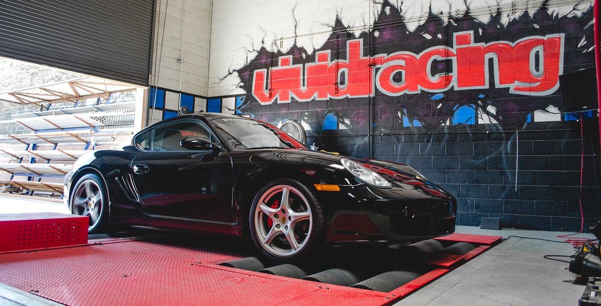 VR Tuned Porsche ECU Flash Tune Porsche 987 Boxster Cayman S