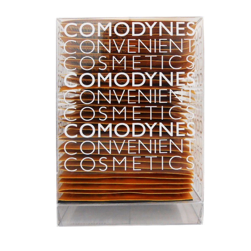 Comodynes Self Tanning Towelette Dispenser For Face and Body 30 Towelettes