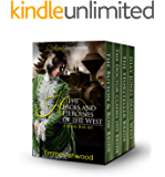 Mail Order Bride: The Heroes and Heroines of the West Series (4 Book Boxset)