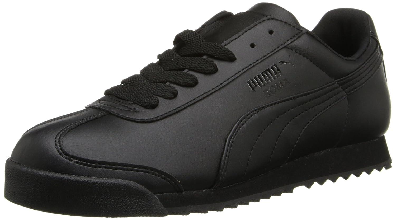 Puma - - Damen-Schuhe Roma Grund  39 EU|Black/Black