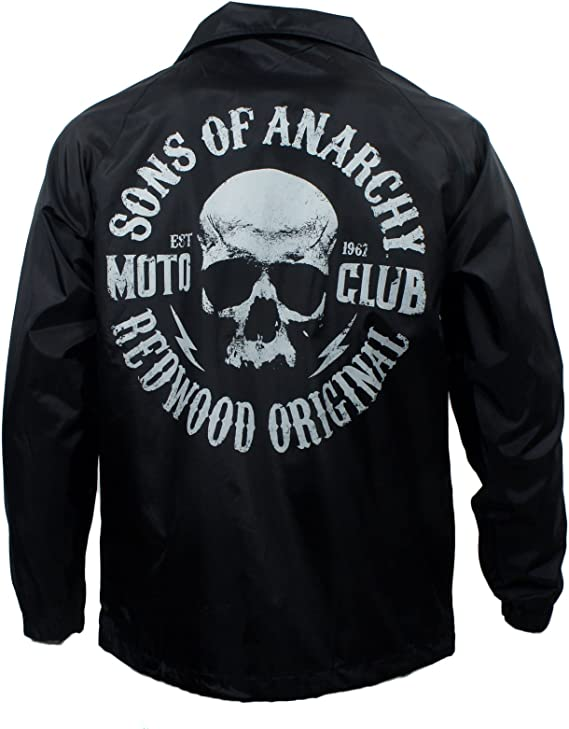Sons Of Anarchy Coaches Jacket X Large Toys Games