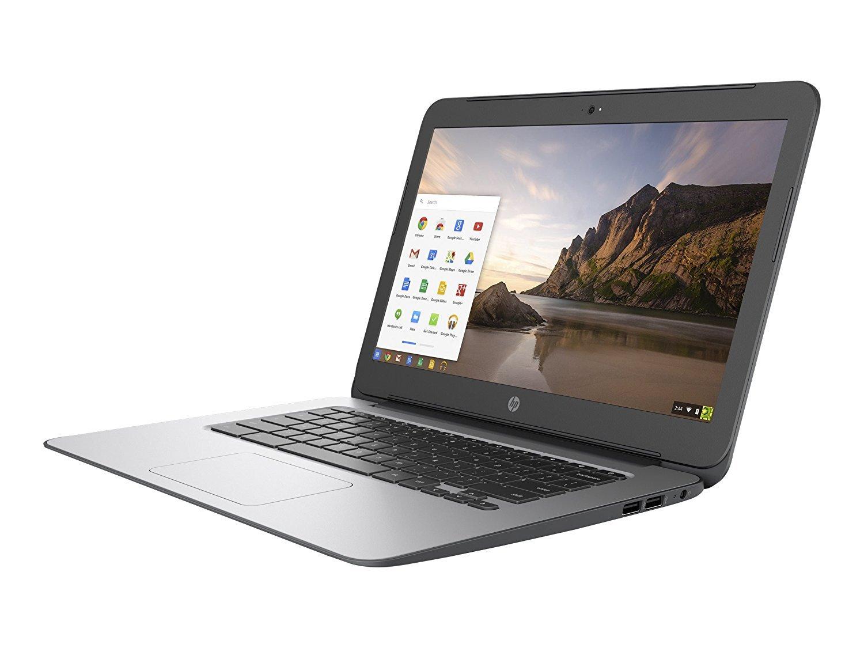 HP G4 14-Inch Chromebook (Intel Celeron N2840,2GB,16GB,Chrome OS)
